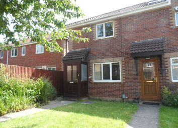 Thumbnail 2 bed end terrace house to rent in Hornchurch Close, Llandaff, Cardiff