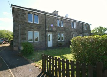 Thumbnail 2 bed flat for sale in Bon Accord Crescent, Shotts