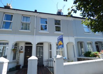 Thumbnail 3 bed terraced house to rent in Stanley Road, Broadwater, Worthing