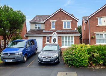 Thumbnail 4 bed detached house for sale in Regency Gardens, Blackpool, Lancashire