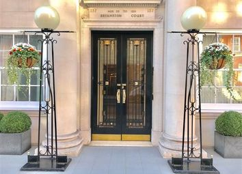 Thumbnail 3 bed flat for sale in Bryanston Court/2, George Street, London