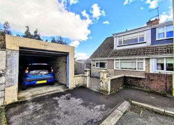 Thumbnail 3 bed bungalow for sale in Martin Close, Heolgerrig, Merthyr Tydfil