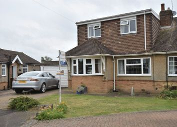 Thumbnail 3 bed semi-detached house to rent in Chapel Close, Toddington, Dunstable