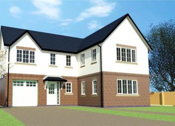 4 bed detached house for sale in Summit View, Almond Way, Hope, Wrexham LL12