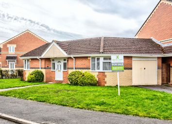 Thumbnail 1 bed terraced bungalow for sale in Blackthorn Court, Soham, Ely