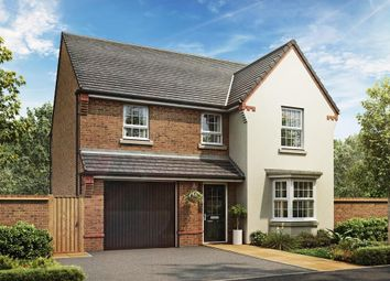 "Thumbnail 4 bed detached house for sale in ""Meriden"" at Dixon Drive, Chelford, Macclesfield"