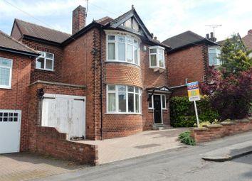Thumbnail 4 bed link-detached house for sale in The Baulk, Worksop