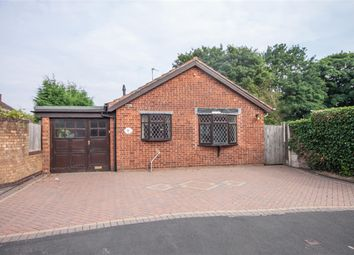 Thumbnail 2 bed detached bungalow for sale in Roman Close, Walsall