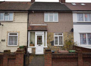 Thumbnail 2 bedroom terraced house for sale in Bennetts Castle Lane, Becontree, Dagenham