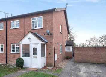 Thumbnail 1 bed end terrace house for sale in Gatcombe Close, Calcot, Reading, Berkshire