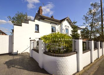 Thumbnail 3 bed semi-detached house for sale in Booth Street, Chesterton, Newcastle