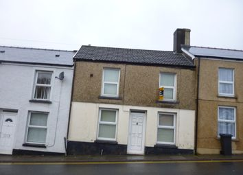 Thumbnail 2 bedroom terraced house to rent in Victoria Street, Dowlais, Merthyr Tydfil