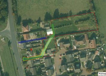 Thumbnail Land for sale in Scarborough Road, Bridlington