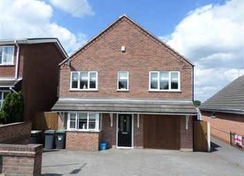 Thumbnail 4 bed detached house to rent in Plainspot Road, Brinsley, Nottingham