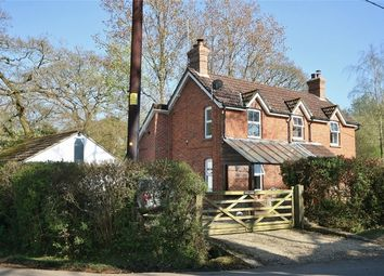 Thumbnail 4 bed detached house for sale in Shobley, New Forest, Hampshire