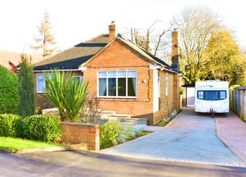 Thumbnail 3 bed detached bungalow for sale in Netheredge Drive, Knaresborough