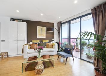 Thumbnail 1 bed flat for sale in Cubitt Court, 100 Park Village East, London