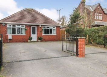 Langwith Road, Chesterfield S44. 2 bed detached bungalow for sale
