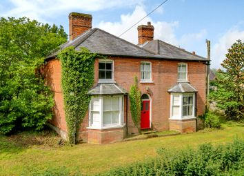 Thumbnail 4 bed detached house for sale in Liston, Sudbury, Suffolk
