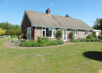 Thumbnail 3 bed detached bungalow for sale in The Street, Sharrington