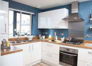 "Thumbnail 3 bed end terrace house for sale in ""The Hub"" at Brunel Street, Bensham, Gateshead"