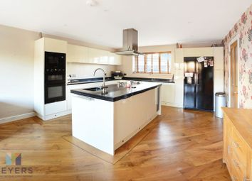 Thumbnail 4 bed detached bungalow for sale in Jeremy Close, Wool BH20.