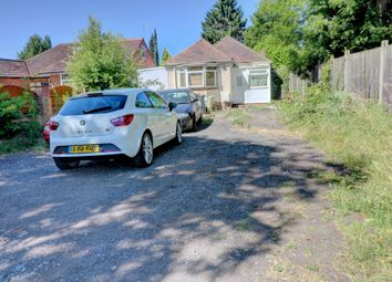Thumbnail 3 bed bungalow for sale in Station Road, Nether Whitacre, Coleshill, Birmingham