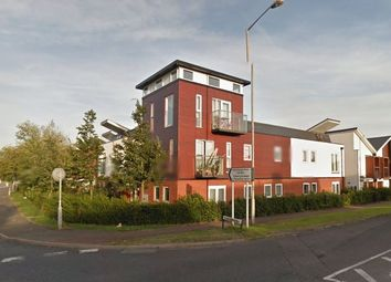 Thumbnail 1 bed flat for sale in North Crawley Road, Newport Pagnell, Buckinghamshire