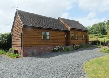 Thumbnail 1 bed barn conversion for sale in Brook Lane, Bosbury, Ledbury, Herefordshire
