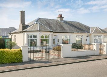 Thumbnail 2 bedroom semi-detached bungalow for sale in Marionville Crescent, Edinburgh