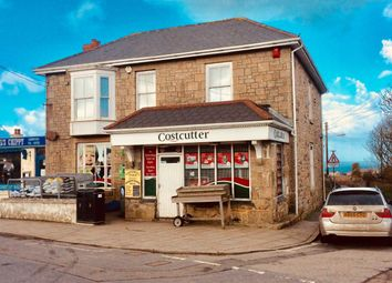 Thumbnail Retail premises for sale in Penzance, Cornwall