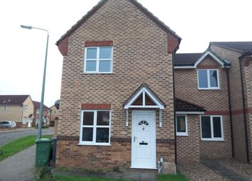 Thumbnail 2 bedroom semi-detached house to rent in Old Warren, Thorpe Marriott