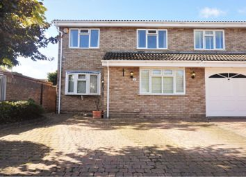 Thumbnail 3 bed semi-detached house for sale in Aylesbeare, Southend-On-Sea