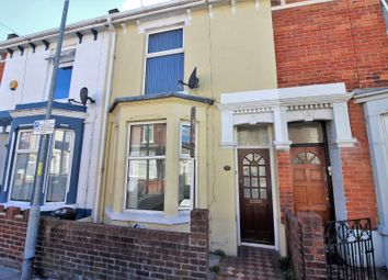 Thumbnail 3 bedroom terraced house for sale in Cardiff Road, Portsmouth
