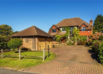 Thumbnail 6 bed detached house for sale in Badgers Road, Badgers Mount, Sevenoaks, Kent