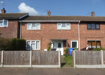 Thumbnail 3 bed terraced house for sale in Forbes Drive, Beccles