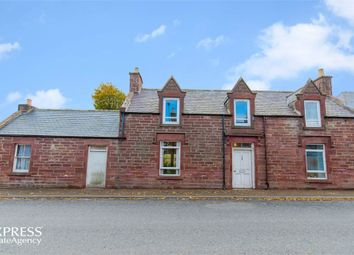 Thumbnail 3 bed detached house for sale in High Street, Cuminestown, Turriff, Aberdeenshire