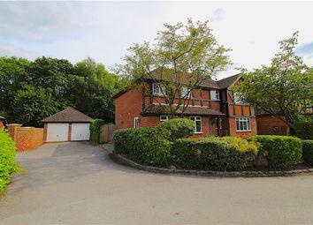 Thumbnail 4 bedroom detached house for sale in Lovegroves, Chineham, Basingstoke