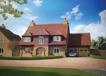 "Thumbnail 5 bed property for sale in ""The Trafalgar"" at Merry Hill Road, Bushey, Hertfordshire"