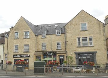 Thumbnail 2 bed flat for sale in Market Street, Nailsworth