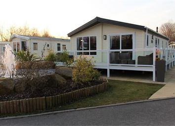 Thumbnail 2 bed mobile/park home for sale in Harmby Road, Leyburn