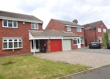 Metchley Croft, Shirley, Solihull B90. 4 bed property