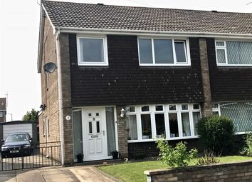 Thumbnail 3 bed semi-detached house for sale in Charterhouse Drive, Bottesford, Scunthorpe