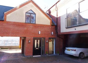 Thumbnail 2 bed town house for sale in The Heights, Carline Road, Lincoln