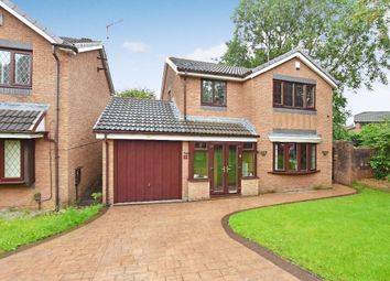 Thumbnail 4 bed detached house for sale in Heron Close, Blackburn