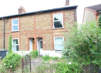 Thumbnail 3 bed terraced house for sale in Worplesdon Road, Guildford, Surrey