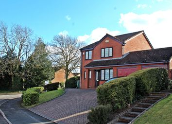 Thumbnail 4 bed detached house for sale in New Ash Drive, Allesley Green, Coventry
