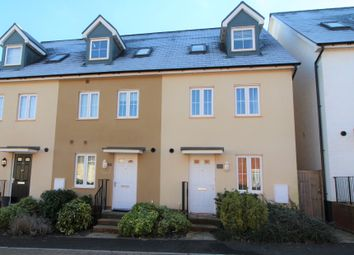 4 bed town house for sale in Whitaker Close, Exeter EX1