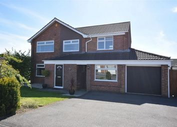 Thumbnail 3 bed detached house for sale in Woburn Close, Swanwick, Alfreton, Derbyshire