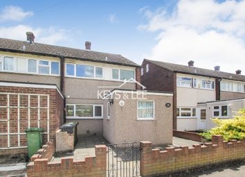 Thumbnail 3 bed end terrace house for sale in Hollidge Way, Dagenham